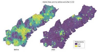 Mobile Data Activity
