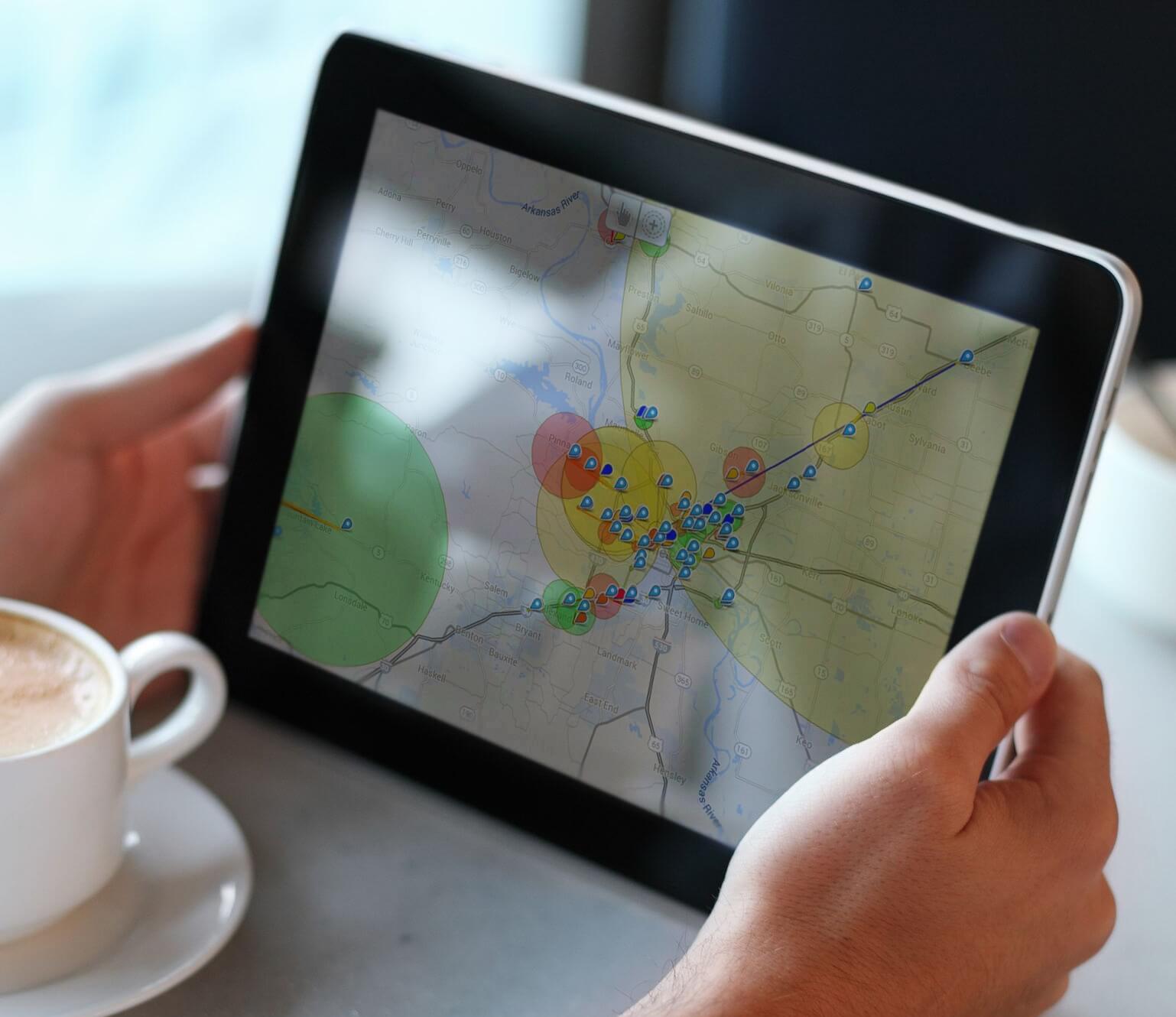 Expert-retail-network-planning